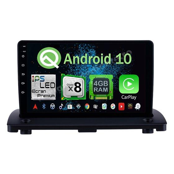 Navigatie Android 10 Volvo XC90 2004-2014 Octa Core 4GB Ram Ecran 9 inch NAVD-Z8003