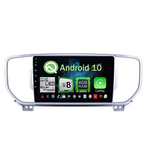Navigatie Android 10 SPORTAGE KX5 2016-2018 Octa Core 4GB Ram Ecran 9 inch NAVD-Z8044