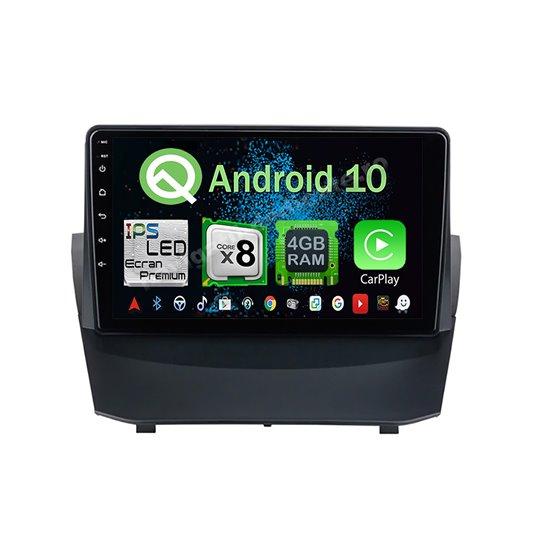 Navigatie Android 10 Ford Fiesta 2009-2014 Octa Core 4GB Ram Ecran 9 inch NAVD-Z8042