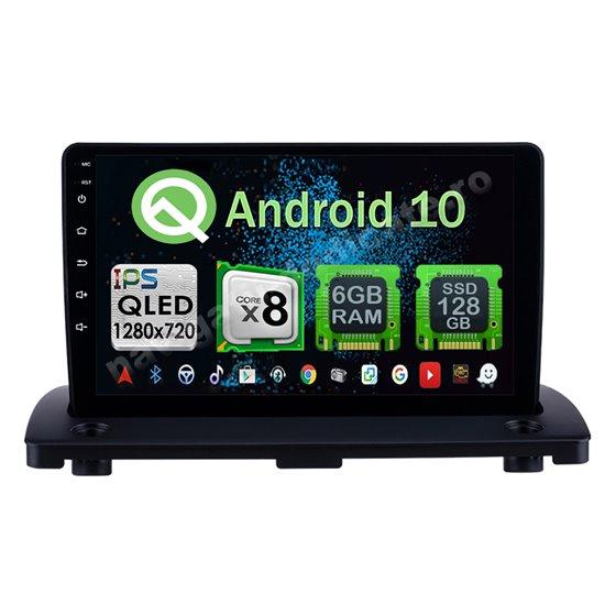Navigatie Carplay Android 10 Volvo XC90 2004-2014 Octa Core 6GB Ram 128GB SSD Ecran 9 inch NAVD-US9003