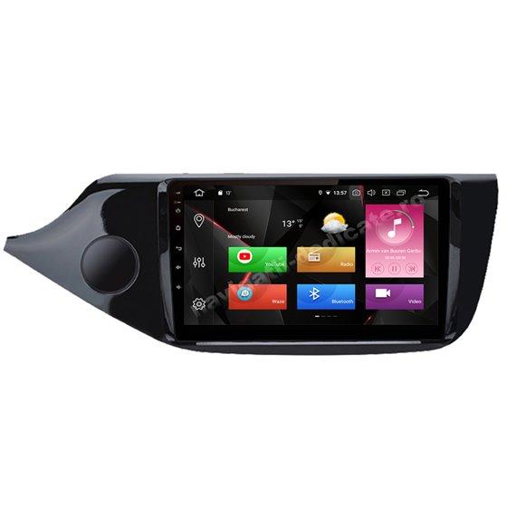 Navigatie Carplay Android 10 Kia CEED 2012-2018 Octa Core 6GB Ram 128GB SSD Ecran 9 inch NAVD-US9028