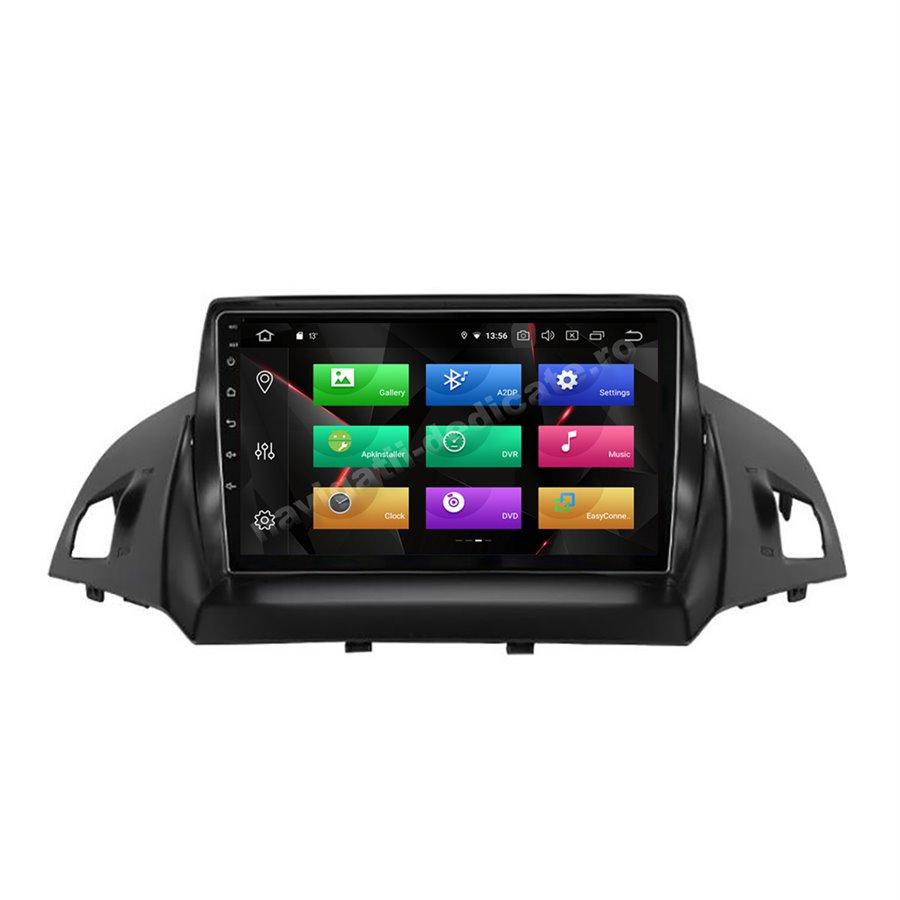 Navigatie Android 10 Ford Kuga 2013-2020 Octa Core 4GB Ram Ecran 9 inch NAVD-Z8040