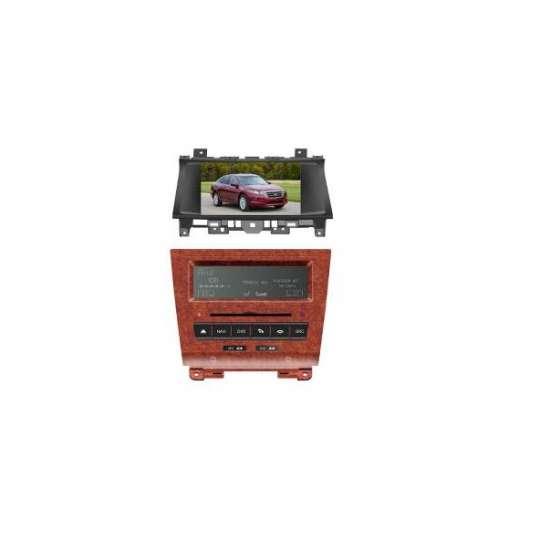 Navigatie Dedicata NAVD-8951 HONDA ACCORD 8 DVD GPS CARKIT TV