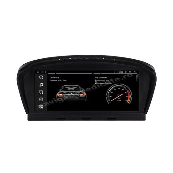 Monitor Navigatie Android 10 BMW E60 E90 CCC Octa Core 4GB Ram Bluetooth GPS USB NAVD-E60CCC MTK