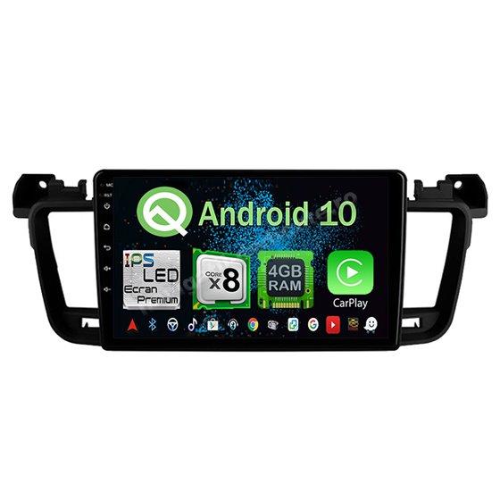 Navigatie Android Peugeot 508 Octa Core 4GB Ram Ecran 9 inch NAVD-Z8061