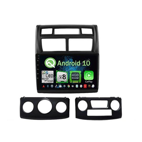 Navigatie Android Kia Sportage Octa Core 4GB Ram Ecran 9 inch NAVD-Z8055