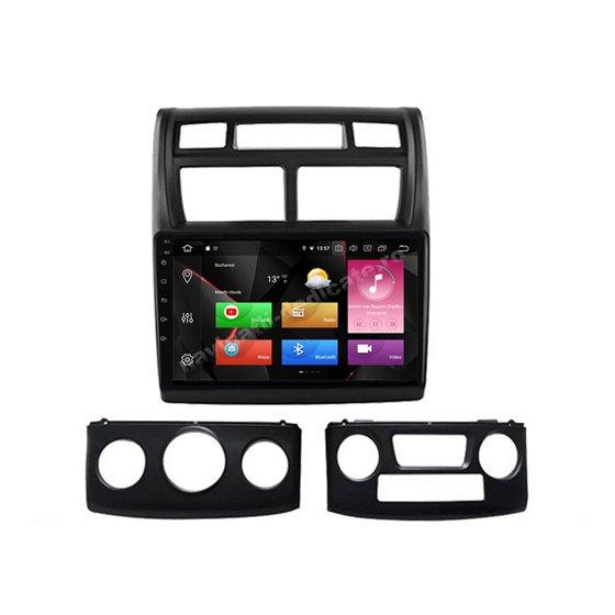 Navigatie Carplay Android 10 Kia Sportage Octa Core 6GB Ram 128GB SSD Ecran 9 inch NAVD-US9055