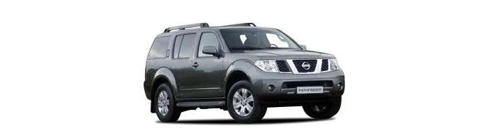 Navigatie Nissan Pathfinder si Dvd Auto Nissan Pathfinder