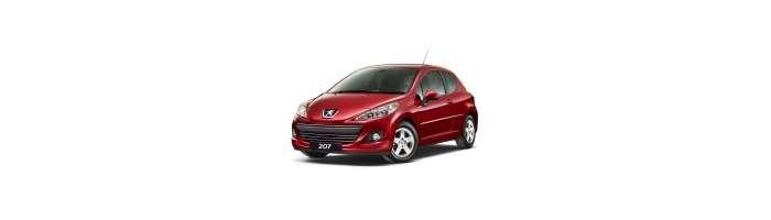 Navigatie Peugeot 207 si Dvd Auto Peugeot 207