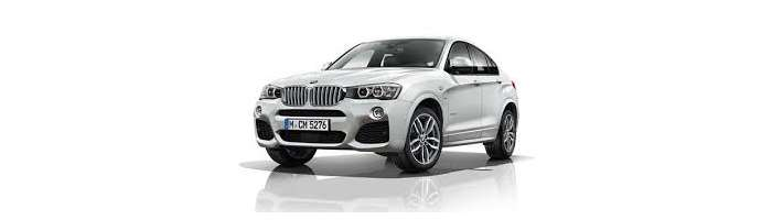 Carplay Android Auto Mirrorlink Bmw X4 F26