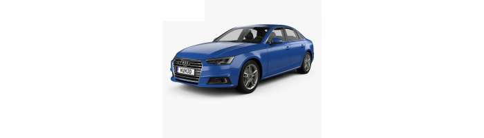 Carplay Android Auto Mirrorlink AUDI A4 B9 8W 2015+