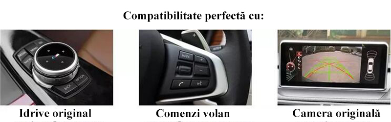 comenzi volan
